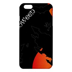Castil Witch Hlloween Sinister Night Home Bats Iphone 6 Plus/6s Plus Tpu Case by Alisyart