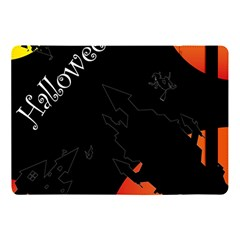Castil Witch Hlloween Sinister Night Home Bats Apple Ipad Pro 10 5   Flip Case by Alisyart