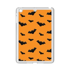 Halloween Bat Animals Night Orange Ipad Mini 2 Enamel Coated Cases