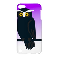 Halloween Owl Bird Animals Night Apple Ipod Touch 5 Hardshell Case