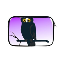 Halloween Owl Bird Animals Night Apple Macbook Pro 13  Zipper Case by Alisyart