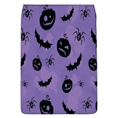 Halloween Pumpkin Bat Spider Purple Black Ghost Smile Flap Covers (l)  by Alisyart