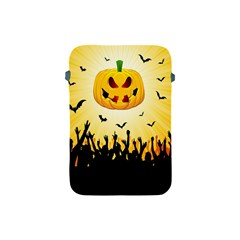 Halloween Pumpkin Bat Party Night Ghost Apple Ipad Mini Protective Soft Cases by Alisyart