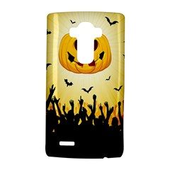Halloween Pumpkin Bat Party Night Ghost Lg G4 Hardshell Case by Alisyart