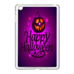 Happy Ghost Halloween Apple Ipad Mini Case (white)