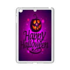 Happy Ghost Halloween Ipad Mini 2 Enamel Coated Cases