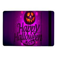 Happy Ghost Halloween Samsung Galaxy Tab Pro 10 1  Flip Case by Alisyart