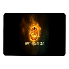 Happy Halloween Pumpkins Face Smile Face Ghost Night Samsung Galaxy Tab Pro 10 1  Flip Case by Alisyart