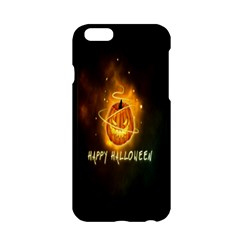 Happy Halloween Pumpkins Face Smile Face Ghost Night Apple Iphone 6/6s Hardshell Case by Alisyart