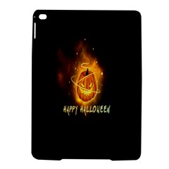 Happy Halloween Pumpkins Face Smile Face Ghost Night Ipad Air 2 Hardshell Cases by Alisyart