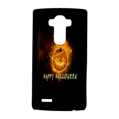 Happy Halloween Pumpkins Face Smile Face Ghost Night Lg G4 Hardshell Case by Alisyart