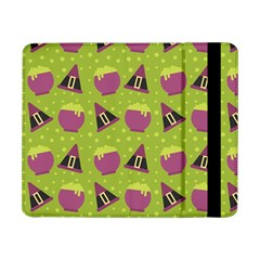 Hat Formula Purple Green Polka Dots Samsung Galaxy Tab Pro 8 4  Flip Case by Alisyart