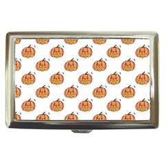 Face Mask Ghost Halloween Pumpkin Pattern Cigarette Money Cases