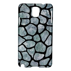 Skin1 Black Marble & Ice Crystals (r) Samsung Galaxy Note 3 N9005 Hardshell Case by trendistuff