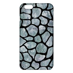 Skin1 Black Marble & Ice Crystals (r) Iphone 6 Plus/6s Plus Tpu Case by trendistuff