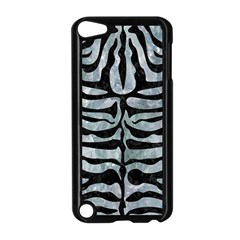 Skin2 Black Marble & Ice Crystals Apple Ipod Touch 5 Case (black) by trendistuff