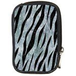 SKIN3 BLACK MARBLE & ICE CRYSTALS Compact Camera Cases Front