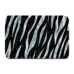Skin3 Black Marble & Ice Crystals (r) Plate Mats by trendistuff