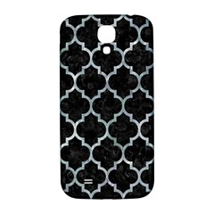 Tile1 Black Marble & Ice Crystals (r) Samsung Galaxy S4 I9500/i9505  Hardshell Back Case by trendistuff