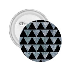 Triangle2 Black Marble & Ice Crystals 2 25  Buttons