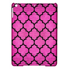 Tile1 Black Marble & Pink Brushed Metal Ipad Air Hardshell Cases by trendistuff