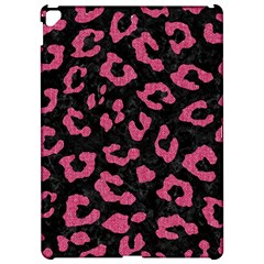 Skin5 Black Marble & Pink Denim Apple Ipad Pro 12 9   Hardshell Case by trendistuff
