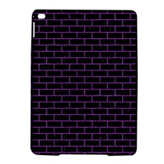Brick1 Black Marble & Purple Denim (r) Ipad Air 2 Hardshell Cases by trendistuff