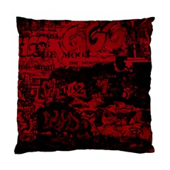 Graffiti Standard Cushion Case (two Sides) by ValentinaDesign