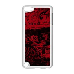 Graffiti Apple Ipod Touch 5 Case (white) by ValentinaDesign