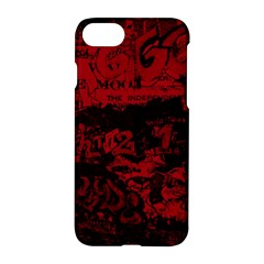 Graffiti Apple Iphone 7 Hardshell Case by ValentinaDesign