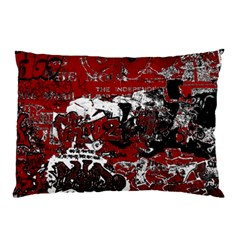 Graffiti Pillow Case by ValentinaDesign
