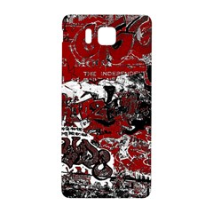 Graffiti Samsung Galaxy Alpha Hardshell Back Case by ValentinaDesign
