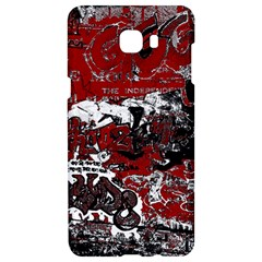 Graffiti Samsung C9 Pro Hardshell Case  by ValentinaDesign