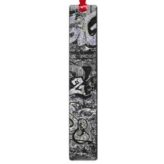 Graffiti Large Book Marks by ValentinaDesign