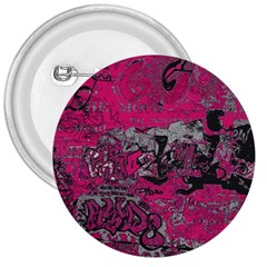Graffiti 3  Buttons by ValentinaDesign