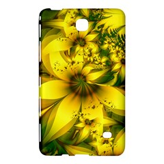Beautiful Yellow Green Meadow Of Daffodil Flowers Samsung Galaxy Tab 4 (7 ) Hardshell Case  by jayaprime