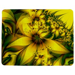 Beautiful Yellow Green Meadow Of Daffodil Flowers Jigsaw Puzzle Photo Stand (rectangular) by jayaprime