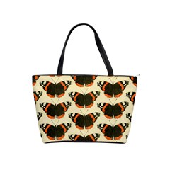 Butterfly Butterflies Insects Shoulder Handbags by Celenk