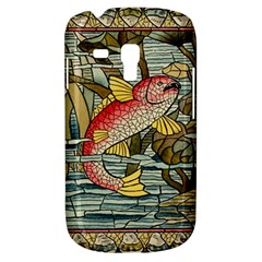 Fish Underwater Cubism Mosaic Galaxy S3 Mini by Celenk