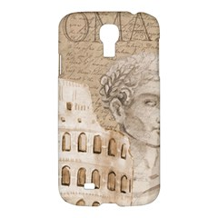 Colosseum Rome Caesar Background Samsung Galaxy S4 I9500/i9505 Hardshell Case by Celenk