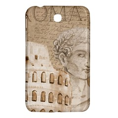 Colosseum Rome Caesar Background Samsung Galaxy Tab 3 (7 ) P3200 Hardshell Case  by Celenk