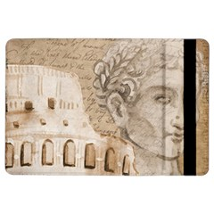 Colosseum Rome Caesar Background Ipad Air 2 Flip by Celenk