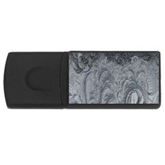 Abstract Art Decoration Design Rectangular Usb Flash Drive by Celenk