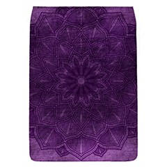 Background Purple Mandala Lilac Flap Covers (s)  by Celenk