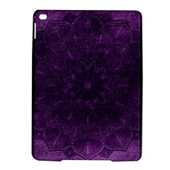 Background Purple Mandala Lilac Ipad Air 2 Hardshell Cases by Celenk