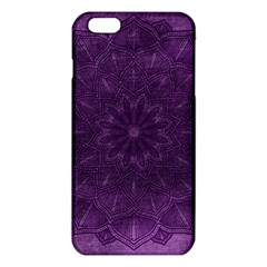 Background Purple Mandala Lilac Iphone 6 Plus/6s Plus Tpu Case by Celenk