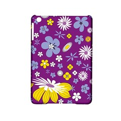 Floral Flowers Ipad Mini 2 Hardshell Cases by Celenk