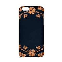 Floral Vintage Royal Frame Pattern Apple Iphone 6/6s Hardshell Case by Celenk