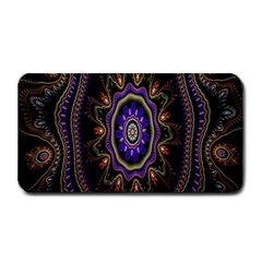 Fractal Vintage Colorful Decorative Medium Bar Mats