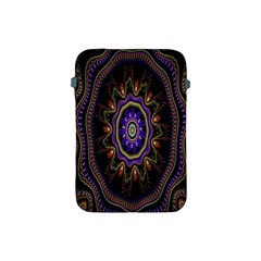 Fractal Vintage Colorful Decorative Apple Ipad Mini Protective Soft Cases by Celenk
